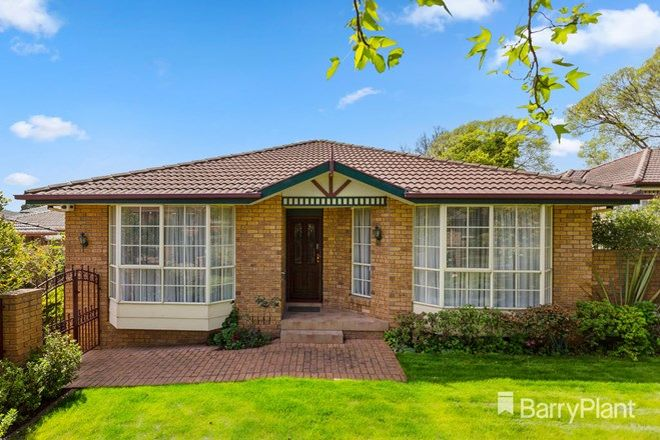 Picture of 1/15 Roberts Street, GLEN WAVERLEY VIC 3150