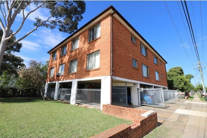 Picture of 4/60 Canley Vale Road, CANLEY VALE NSW 2166
