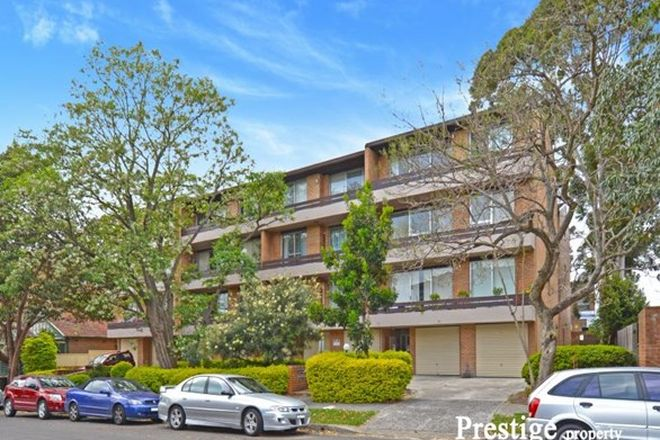 Picture of 19/20 - 22 Eden Street, ARNCLIFFE NSW 2205