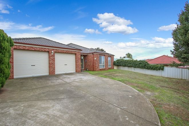 Picture of 10 Hawk Place, WEST WODONGA VIC 3690