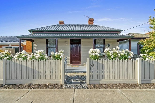 Picture of 45 Macarthur Street, SALE VIC 3850