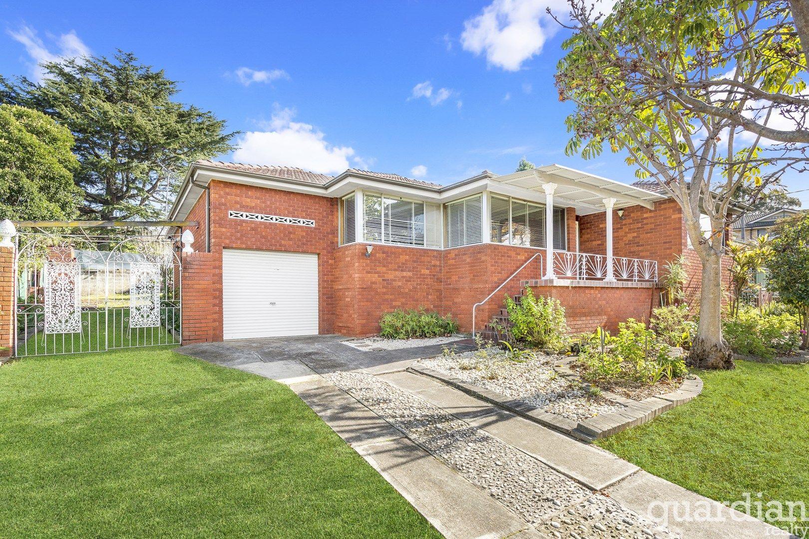 21 Wyldwood Crescent, Baulkham Hills NSW 2153, Image 0