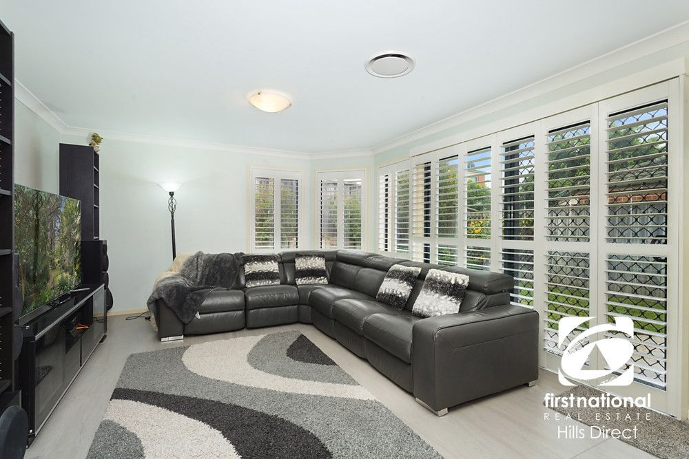 12 Winslow Avenue, Stanhope Gardens NSW 2768, Image 2