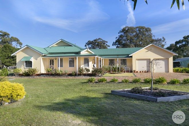 Picture of 55 McDonalds Road, CLUNES VIC 3370