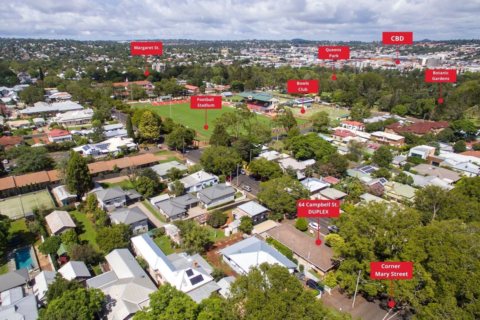 64 Campbell Street, East Toowoomba QLD 4350, Image 0