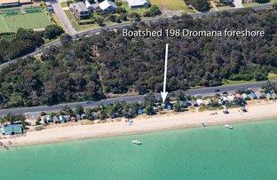 Picture of Beach Box 198 Dromana Foreshore, Dromana VIC 3936