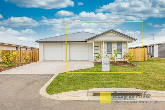 Picture of 17A Friarscourt Road, BELLMERE QLD 4510