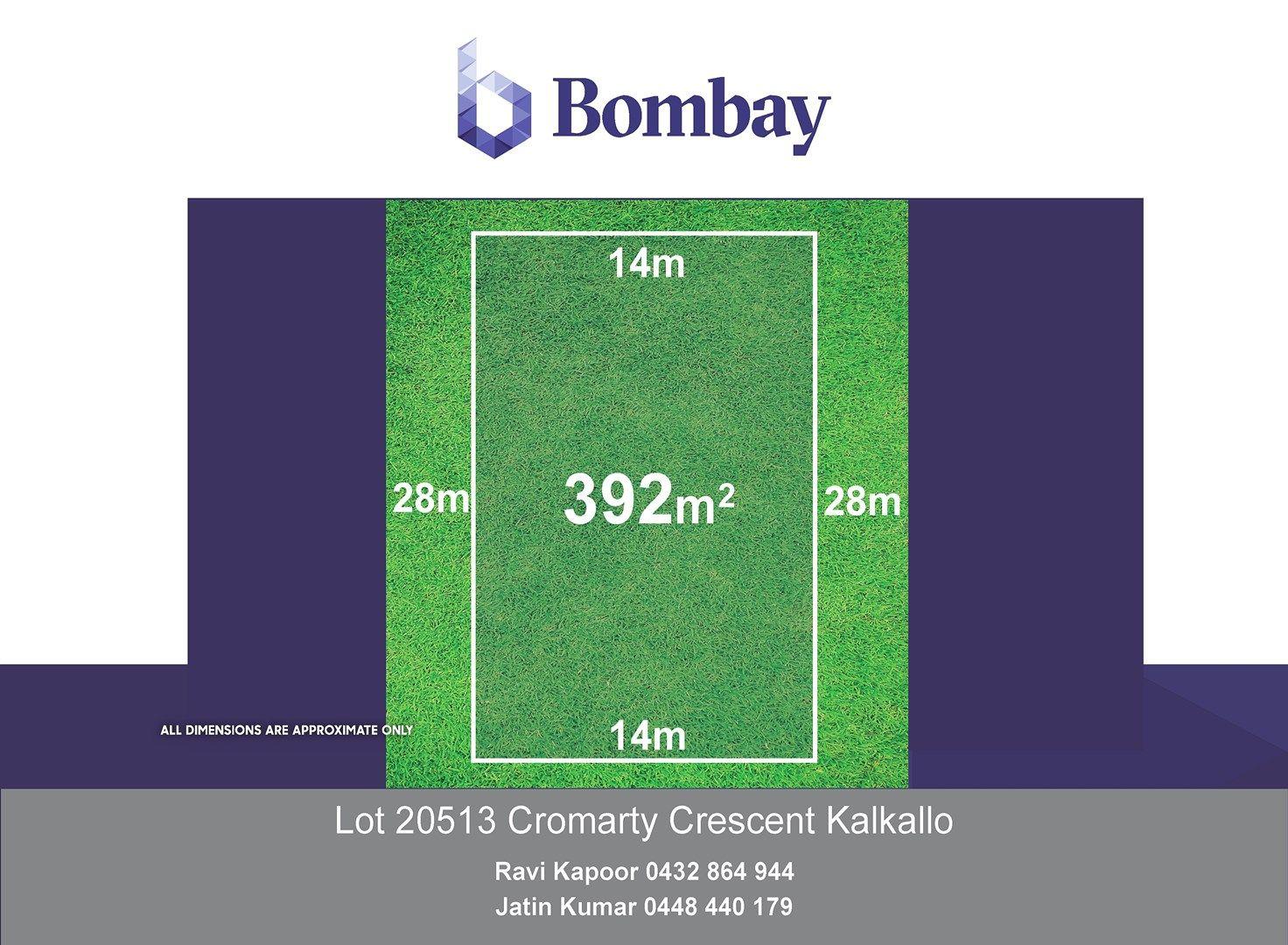 Lot 20513 Cromarty Crescent, Kalkallo VIC 3064, Image 0
