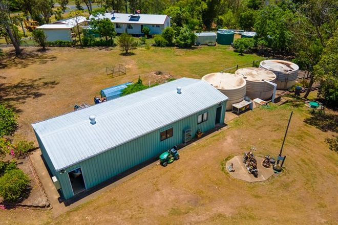 Picture of 32 Woodbury Dr, SOUTH KOLAN QLD 4670