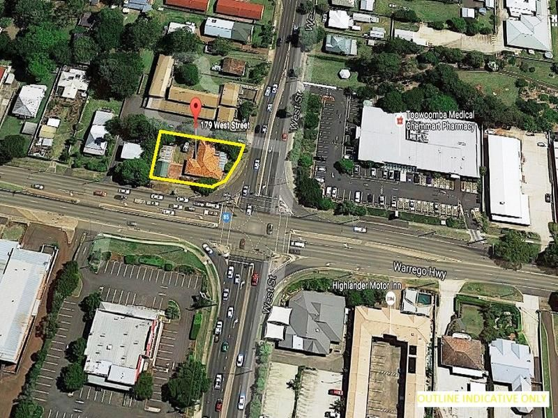 179 WEST ST, Toowoomba City QLD 4350, Image 0