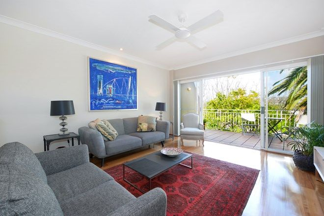 Picture of 4/1 Hamilton Street, ROSE BAY NSW 2029