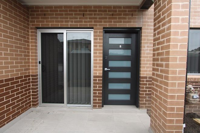 Picture of 5/30-32 Third Avenue, MACQUARIE FIELDS NSW 2564