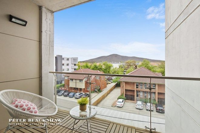 Picture of 317/22 Lonsdale Street, BRADDON ACT 2612