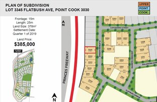 Picture of Lot/3345 FLATBUSH Avenue, Point Cook VIC 3030