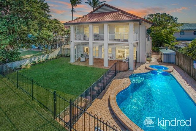 Picture of 56 Prince Edward Parade, REDCLIFFE QLD 4020