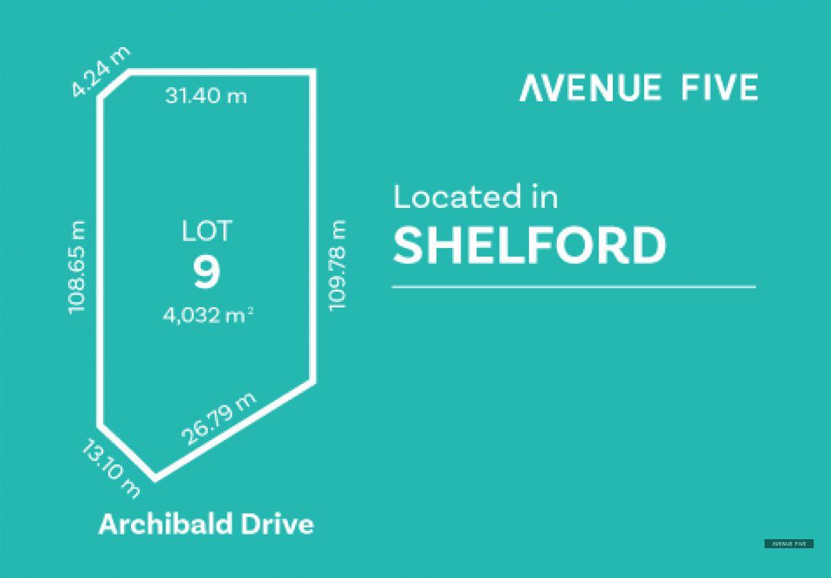 Lot 9 Archibold Drive, Shelford VIC 3329, Image 0