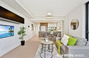 Picture of 306/42 Walker Street, Rhodes NSW 2138