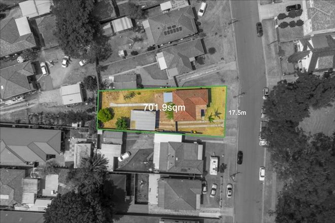 Picture of 55 Monterey Street, SOUTH WENTWORTHVILLE NSW 2145