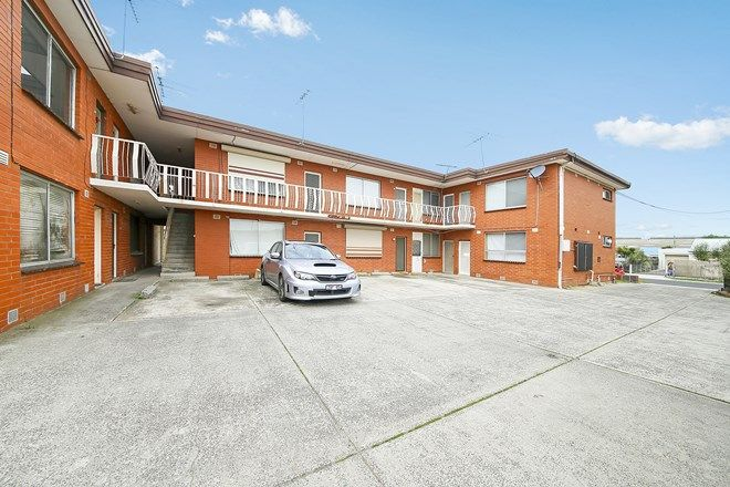 Picture of 14/12 Cranbourne Ave, SUNSHINE NORTH VIC 3020
