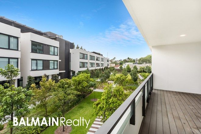 Picture of Level 2/1 Nagurra  Place, ROZELLE NSW 2039