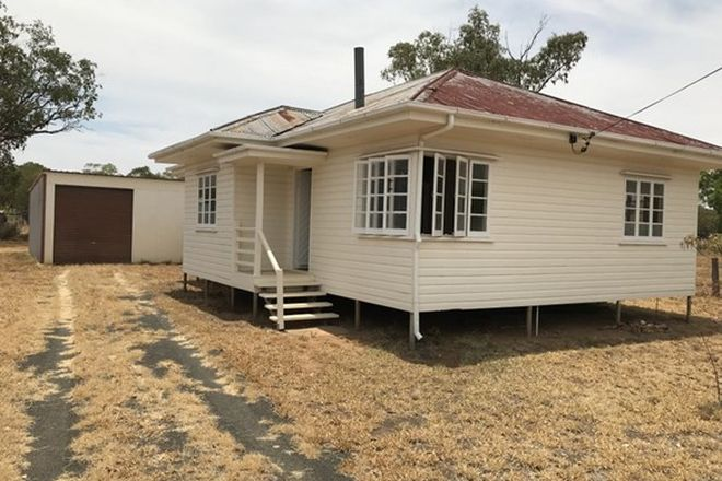Picture of 28 to 30 Tyrconnel Street, MUNGALLALA QLD 4467