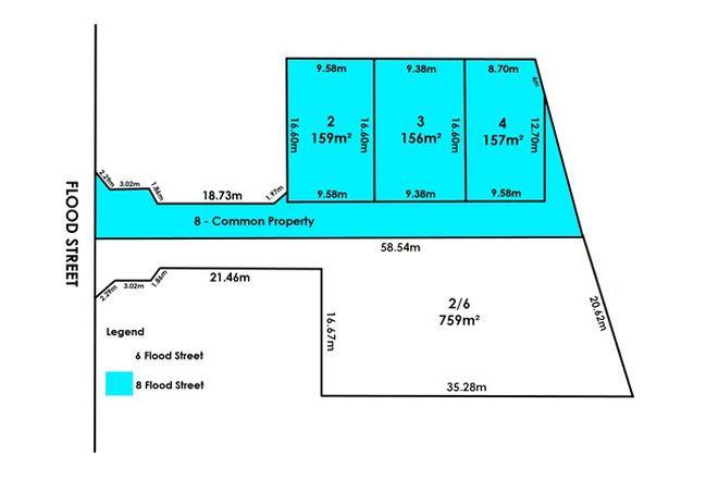 Picture of Lot 2,3&4/8 Flood Street, BENDIGO VIC 3550