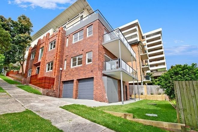 Picture of 3/61 Simpson Street, BONDI BEACH NSW 2026