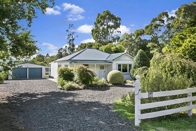 Picture of 549 Greendale-Trentham Road, NEWBURY VIC 3458