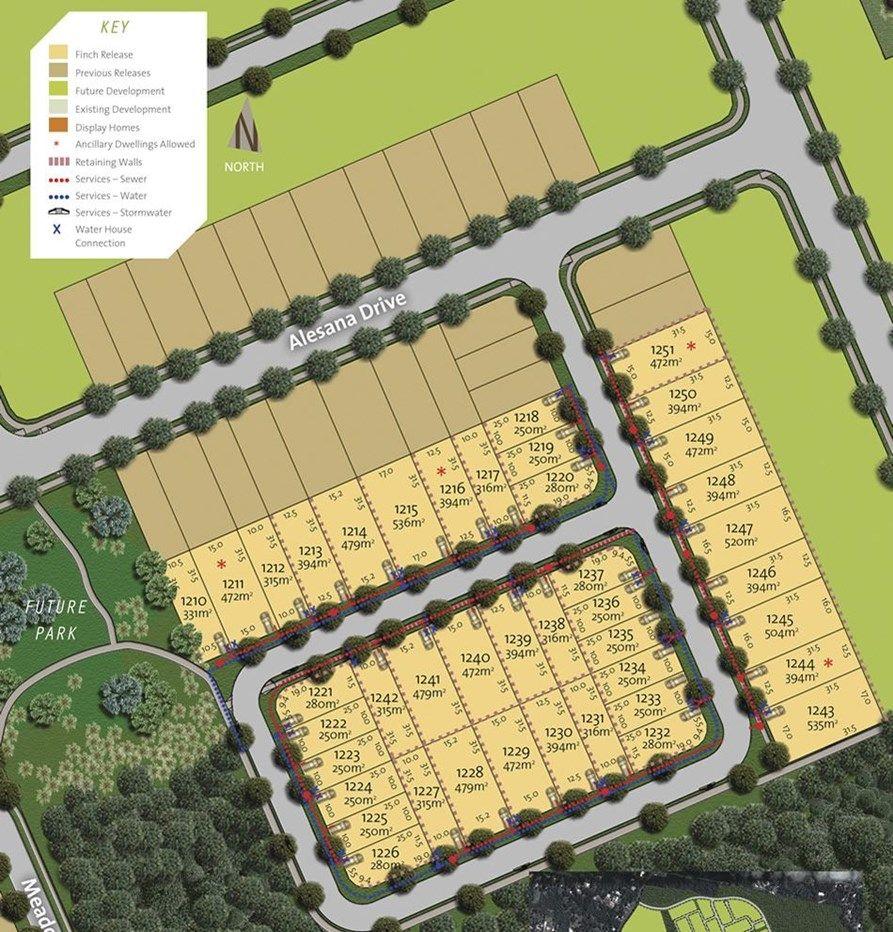 Lot 1211 Brentwood Forest Estate, Bellbird Park QLD 4300, Image 1