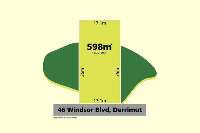 Picture of 46 Windsor Boulevard, DERRIMUT VIC 3026