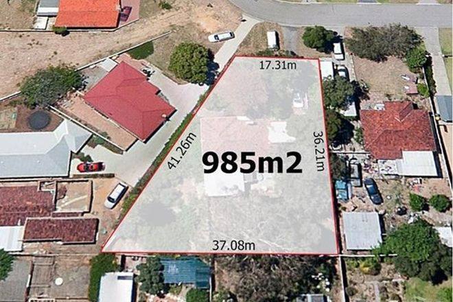 Picture of 17 Leontes Way, COOLBELLUP WA 6163