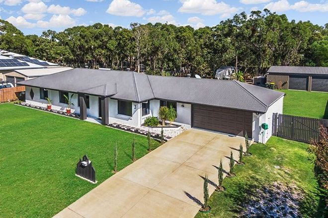 Picture of 3 Inverness Court, WONDUNNA QLD 4655