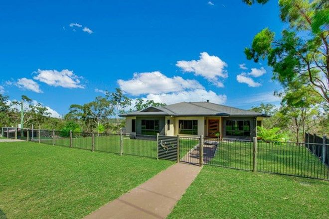Picture of 18 Illoura Road, WURDONG HEIGHTS QLD 4680