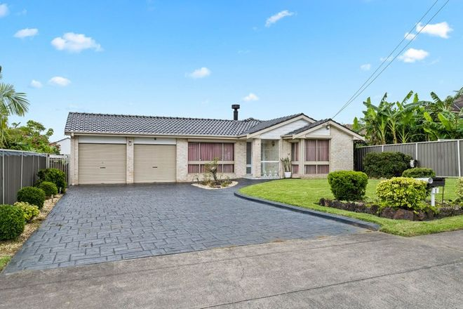 Picture of 1 Irrigation Road, SOUTH WENTWORTHVILLE NSW 2145