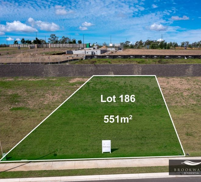Picture of Lot 186/Dress Circle Champions Crescent, Brookwater