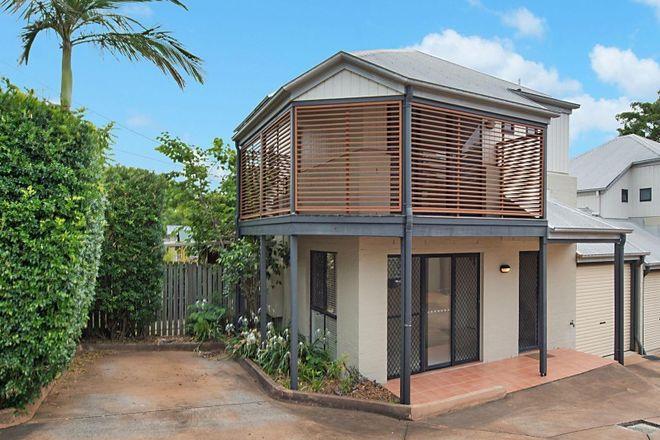 Picture of 1/22 Wyndham Street, HERSTON QLD 4006
