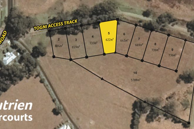 Picture of Lot 5/6-22 Togni Access Rd, TIMBOON VIC 3268