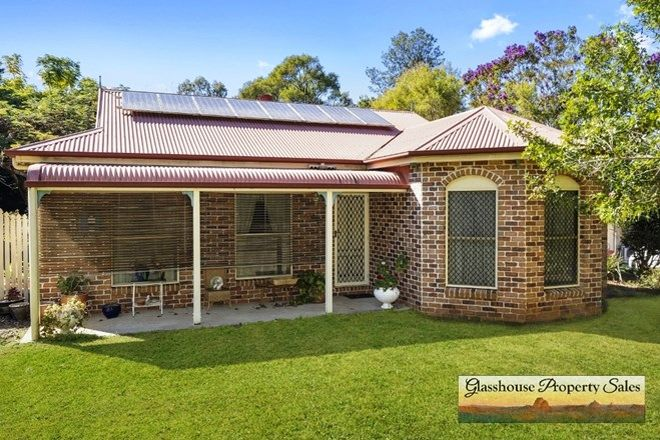 Picture of 23 Springburn Drive, GLASS HOUSE MOUNTAINS QLD 4518