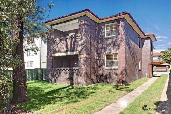 Picture of 4/13 The Crescent, HOMEBUSH NSW 2140