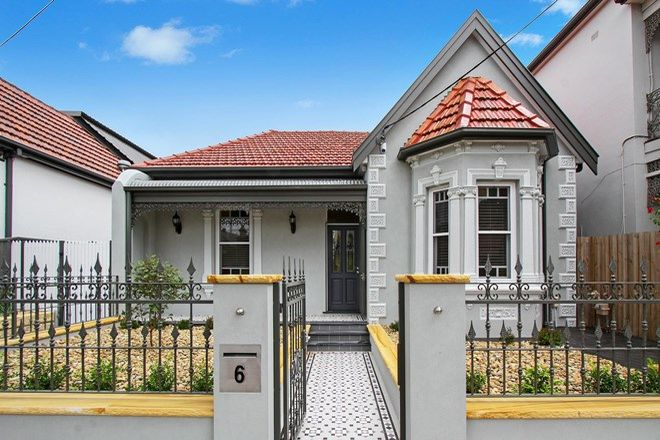 Picture of 6 Woodland Street, MARRICKVILLE NSW 2204
