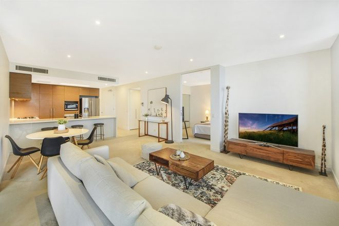 Picture of 1302/1 Sunset Avenue, PARADISE POINT QLD 4216
