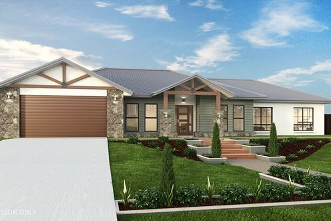 "Picture of LOT 56 PARK AVENUE ""ABINGTON HEIGHTS"", CHILDERS QLD 4660"