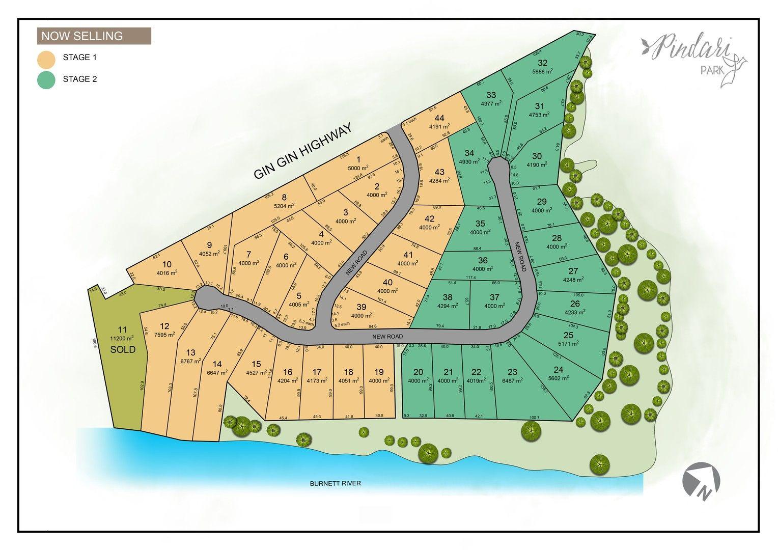 Stage 2 Pindari Park Estate, Sharon QLD 4670, Image 0