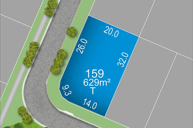 Picture of Lot 159 Adeline Loop, JULAGO QLD 4816