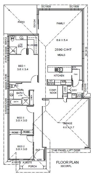 LOT 30 CORNWALL STREET, Pallara QLD 4110, Image 2