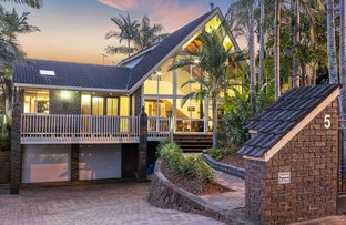 Picture of 5 Kavanagh Road, Wishart QLD 4122