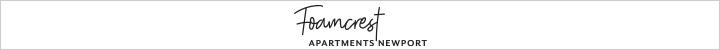 Branding for Foamcrest Apartments Newport