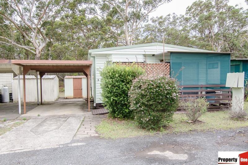 Site 9 Myola Caravan Park, Myola NSW 2540, Image 0