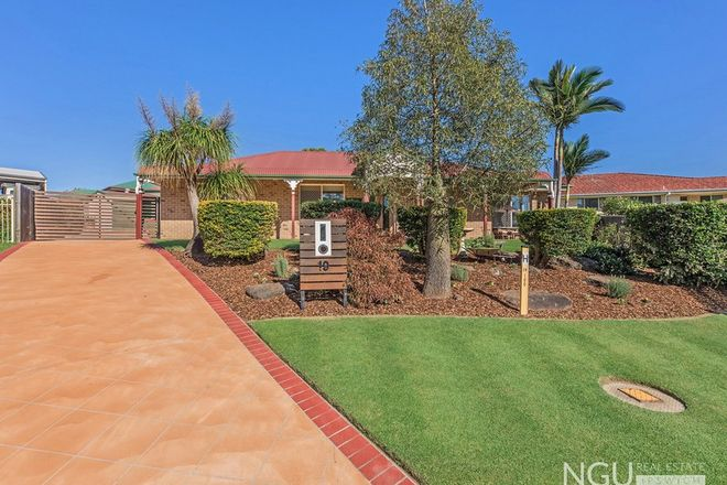 Picture of 19 Magnolia Place, FLINDERS VIEW QLD 4305