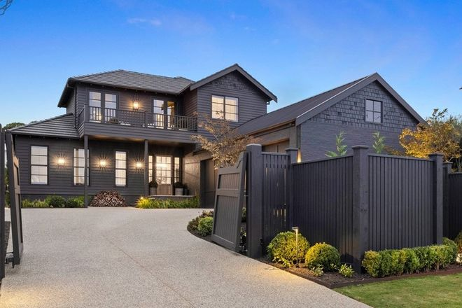 Picture of 27 Beleura Hill Road, MORNINGTON VIC 3931